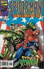Spider-Man Unlimited No.22 / 1998 Mark Bernardo & Mike Deodato Jr.