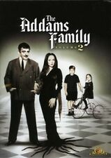 The Addams Family: Volume 2 [New DVD] Dubbed, Repackaged, Subtitled, Widescree