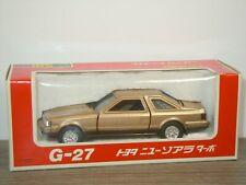 Toyota New Soarer - Diapet G-27 Japan 1:40 in Box *42930