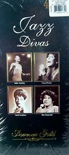 Jazz Divas Long Box CD Billie Holiday Vaughan Fitzgerald Lena Horne Forever Gold