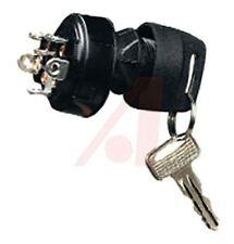 Honeywell 84828 Screw Key Switch, 20 A 22.1mm 48V