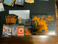 Pokemon Champions Path Elite Trainer box bundle with cards and Charizard V promo