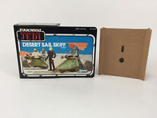 brand new desert sail skiff mini rig box + inserts