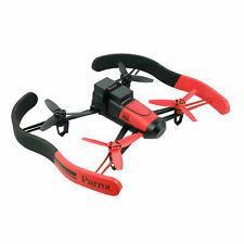 PARROT Bebop Kameradrohne Quadrocopter Drone Rot + POWERAKKU (2500 mAh) GARANTIE