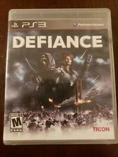 Defiance PlayStation 3 + (Original Manual, Stickers & Mini Posters) Pre-owned
