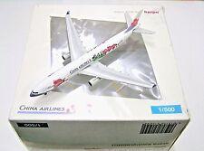Herpa Wings 1:500 515092 CHINA AILRINES SET B747-400 / A330-300 Aircraft Model