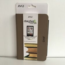 Jivo capítulo & Verso koboarc Estuche Marrón adecuado para Kindle Fire, Google Nexus 7