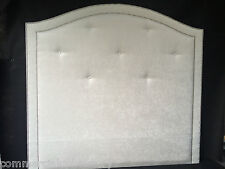 Dorset Upholstered Bedhead / Queen Size Bed Head / Australian Made Head Boards