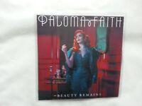 PALOMA FAITH - BEAUTY REMAINS - UK PROMO ONLY CD SINGLE... £3.95......Freepost