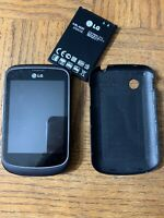 LG 306G - Black (TracFone) Cellular Phone For Parts Only
