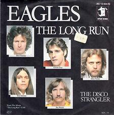 "EAGLES - The Long Run ★ 7"" Vinyl Single"