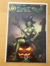 ZOMBIE TRAMP HALLOWEEN 1, NM (9.4 - 9.6)  MCKAY RISQUE VARIANTS, CGC WORTHY