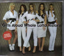 Girls Aloud-Whole Lotta History cd maxi single
