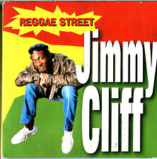 JIMMY CLIFF - REGGAE STREET - CD SINGLE