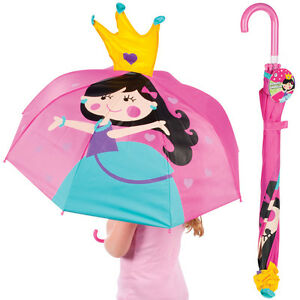 Sweet DISNEY Princess Pink children Child Kids girls Rain/Sun Umbrella GIFT