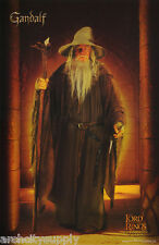 Poster: Movie Repro: Lord Of The Rings - Gandalf The Wizard - #3522 Rp72 F