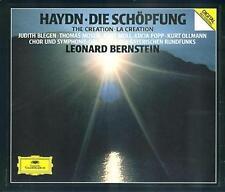 HAYDN Die Schöpfung (Ga) Leonard Bernstein Judith Blegen Thomas Moser Kurt Moll