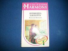 ROSEMARY HAMMOND-INTERVISTA GALEOTTA-COLLEZIONE HARMONY MONDADORI N.1125 1995