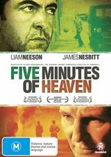 Five Minutes Of Heaven (DVD, 2010) New Region 4