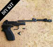 "Star Wars Princess Leia Carrie Fisher Replica Cosplay Gun Blaster Kit Prop 13"""