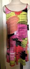 Sam and Jess Women's XL NWT Threaded Chain Neckline Sassy Sundress