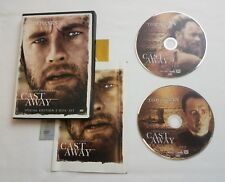 Cast Away (DVD, 2001, 2-Disc Set, Special Edition) free shipping