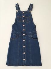 Near New Girls Country Road Long Denim Dress Size 8