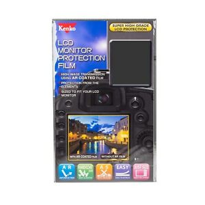 Kenko LCD Multi Layer Protection for Canon EOS R5 - Anti Smudge  Anti Reflection