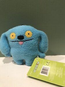 GUND Ugly Dolls KET  - Blue Back Pack Hanging Clip