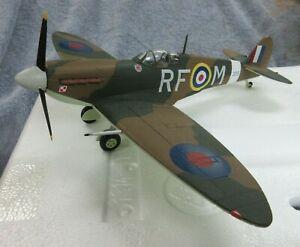Armour Franklin Mint, Spitfire MK VB No.303, Polish Squadron, RAF, Jan Zumbach