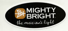 Mighty Bright Sticker / Decal