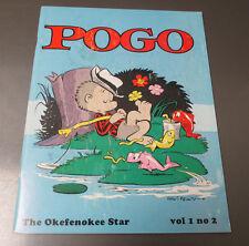1977 Waly Kelly POGO Okefenokee Star v.1 #2 FN-a