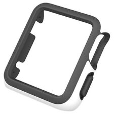 Speck CandyShell FIT Series Case for Apple Smartwatch 38mm -  White / Black