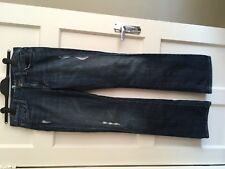 Ladies Seven for all MANKIND original BOOTCUT JEANS womans size W28 L33 Flare