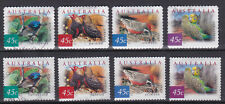 AUSTRALIA 2001 Natura Birds Adhesive Yv 1970a to 1973a Used very fine