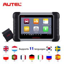 Autel MK808BT Car Diagnostic Scan Tool OBD2 Fault Code Reader Scanner MX808 US