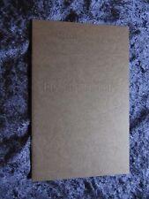 MARY SHELLEY'S FRANKENSTEIN British press kit booklet KENNETH BRANNAGH