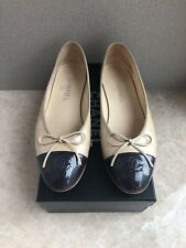 Chanel Ballet Flats 38.5