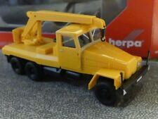 1/87 Herpa IFA G5 Kranfahrzeug orange 308113