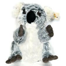 "Nwt Unipak Designs Gray Koala Bear Marsupial Stuffed Animal 2016 10.5"""