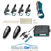 Universal*REMOTE* Keyless Central Door Locking Kit For Van With 1 x Sliding Door