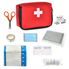 HA New Outdoor Hiking Camping Survival Travel Emergency First Aid Kit Rescue Bag