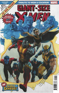 Giant-Sized X-Men #1 (Nov 2020) - Tribute to Wein & Cockrum - Wolverine - 48 pgs