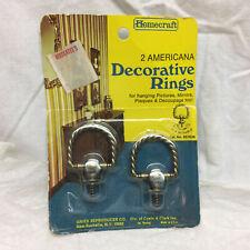 Homecraft Decorative Rings 2 Americana DIY Hardware
