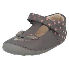Chaussures gris pour fille de 2 à 16 ans pointure 35