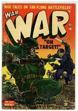 War Comics 18 (Nice) Reinman; Golden Age; Atlas Comics; 1953 (j#2057)