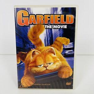 Garfield The Movie (DVD, 2004) Bill Murray Region 4 Free Postage