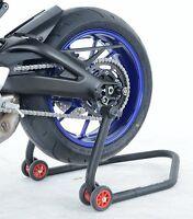 R&G Racing Cotton Reels/Paddock Bobbins for Yamaha Tracer MT-09 (FZ-09) 2018