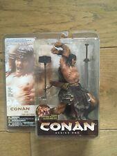 conan action figure Conan the indomitable McFarlane toys mint