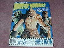 Scary Monsters MONSTER MEMORIES # 5 - 1997 Yearbook
